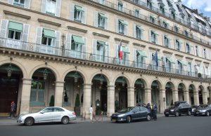 Hotel Le Meurice, París