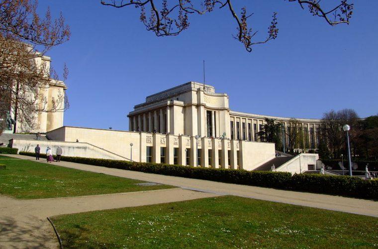 Palacio de Chaillot 1