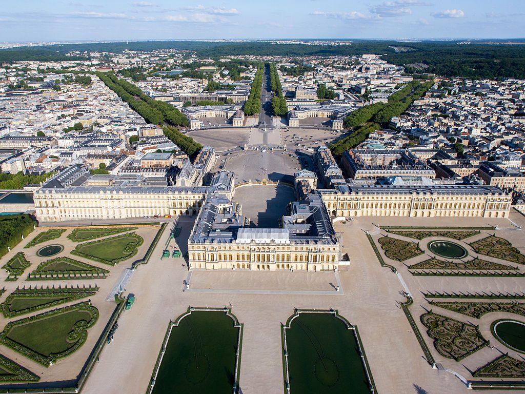 Palacio de Versalles 1