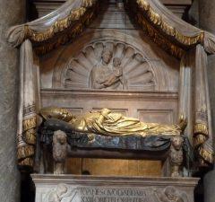 Tumba del antipapa Juan XXIII 2
