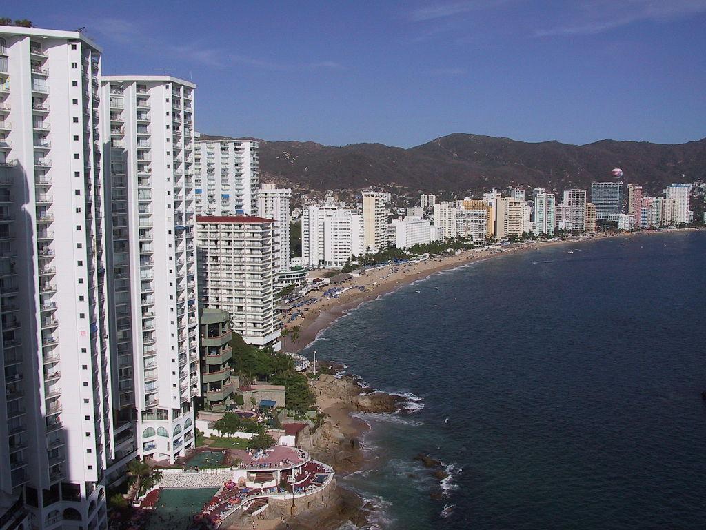 Acapulco: México