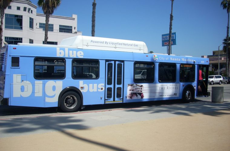 Autobuses en Atlanta 1