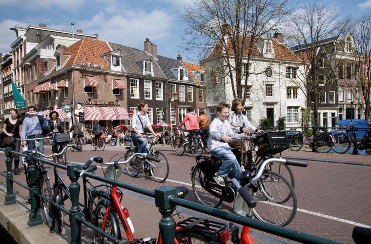 Cómo desplazarse en Ámsterdam 1