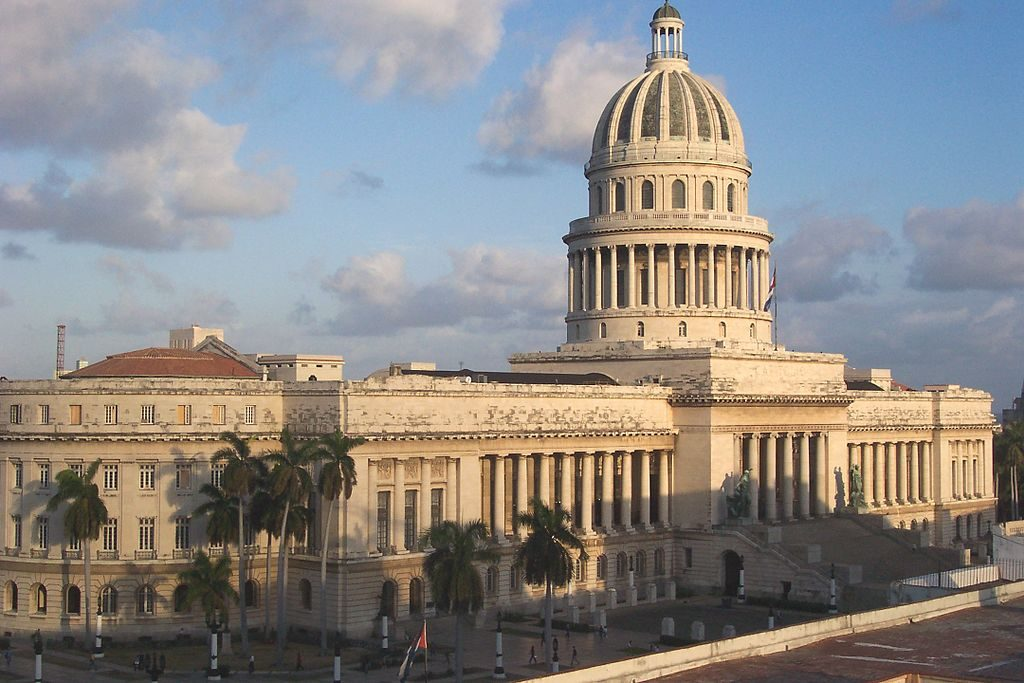 Capitolio Nacional de La Habana 1