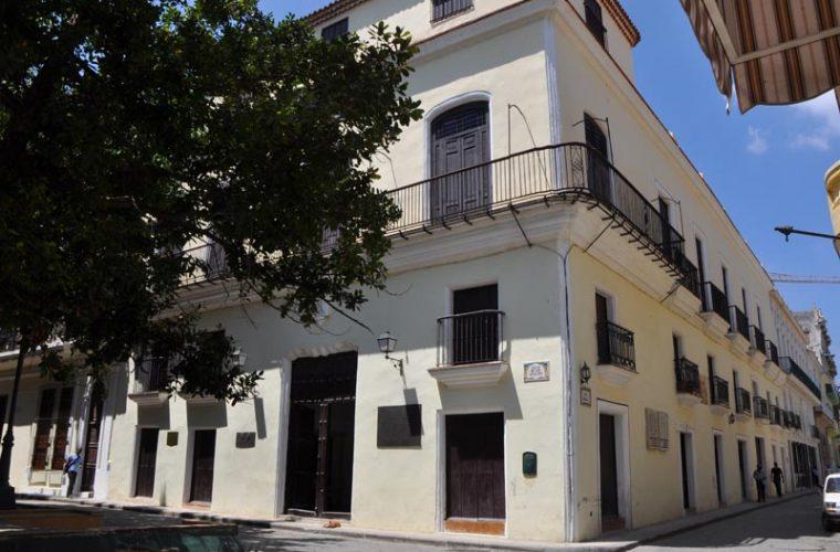 Casa Alejandro de Humboldt 1