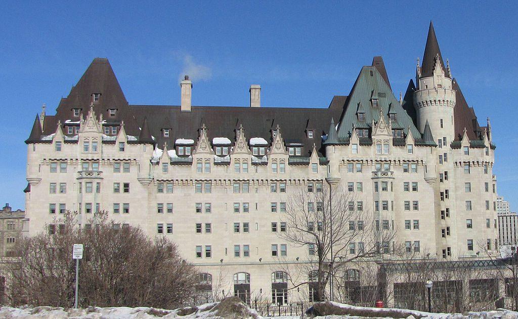 Chateau Laurier Hotel: Ottawa 1
