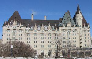 Chateau Laurier Hotel: Ottawa