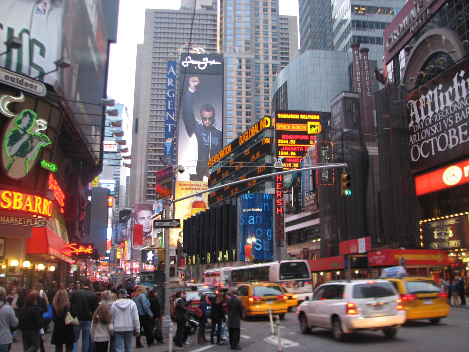 Compras en Estados Unidos - Turismo.org