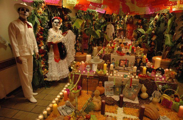 Día de Muertos en México 1