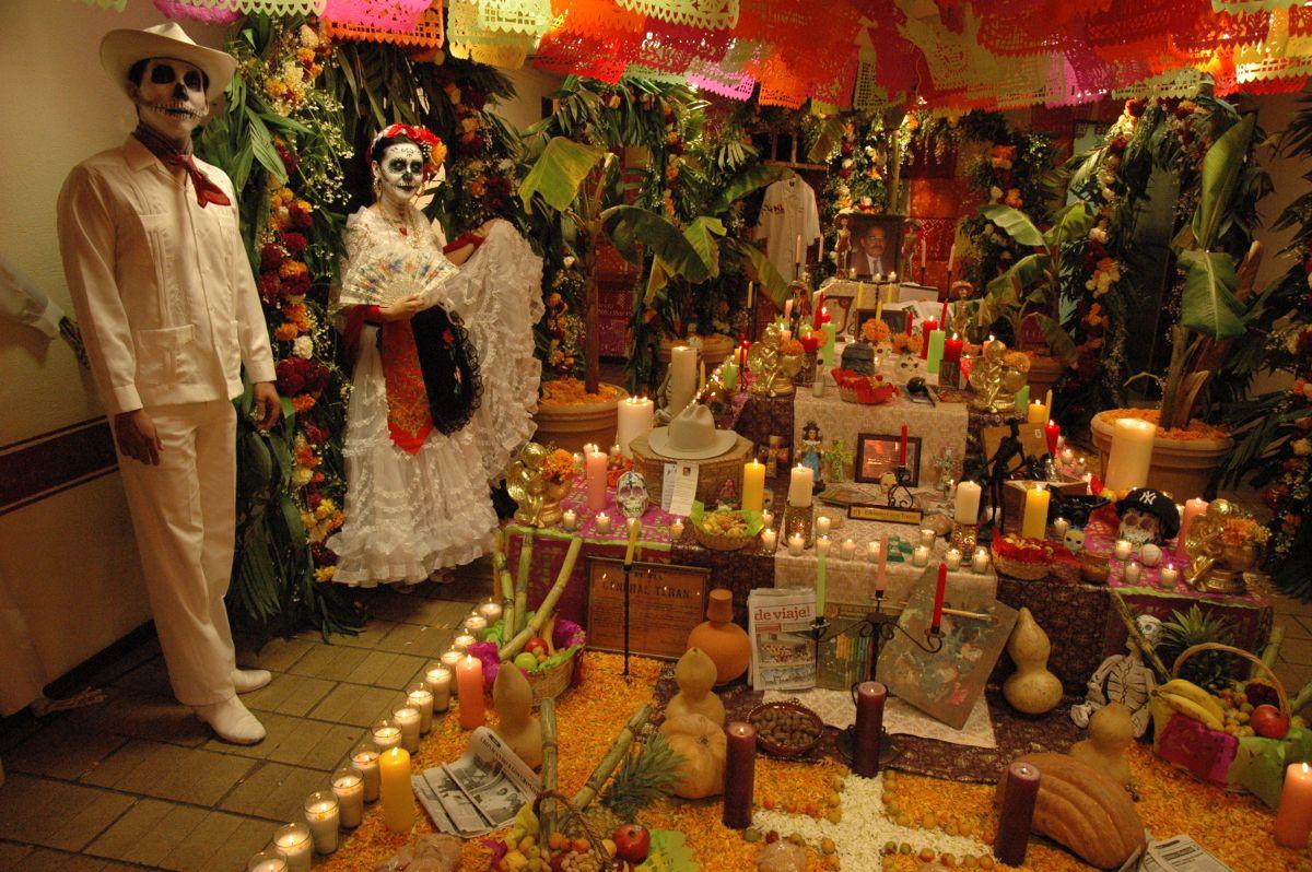 Día de Muertos en México - Turismo.org