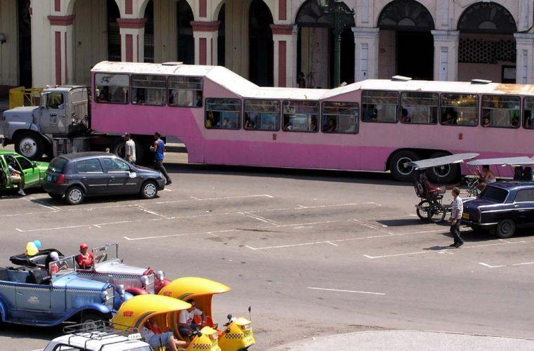 Desplazarse en La Habana 1