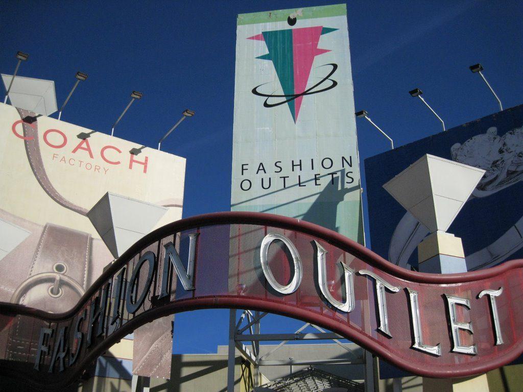 Fashion Outlets de Las Vegas 1