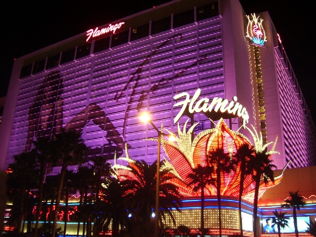 Flamingo Hotel: Las Vegas 1