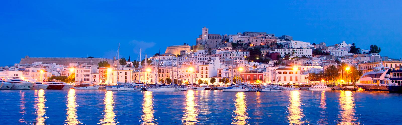 Ibiza, playas y diversión
