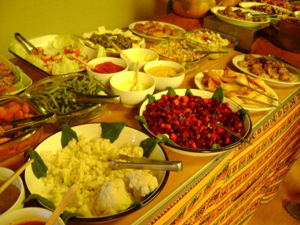 La cocina española 1