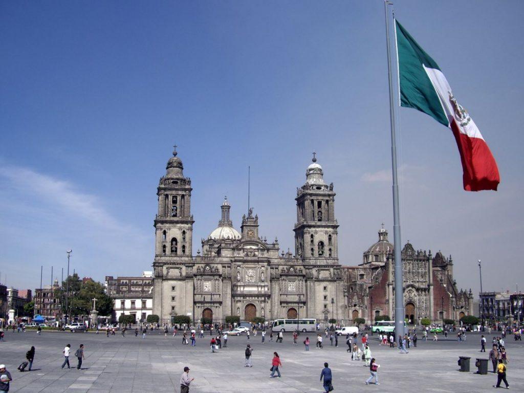 México: País de tierras jóvenes 1