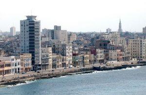 Malecón habanero