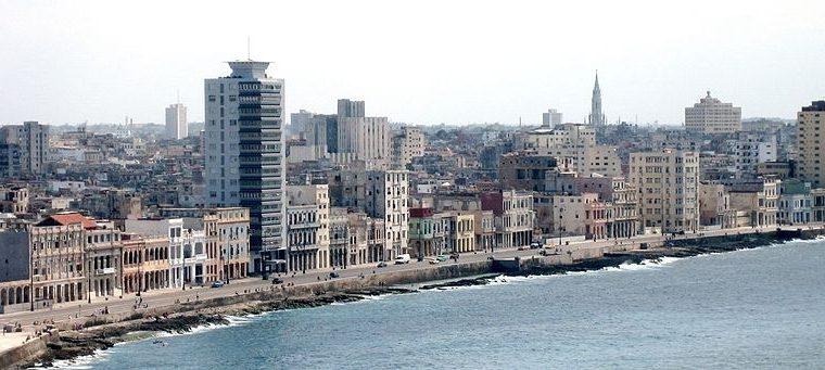 Malecón habanero 1