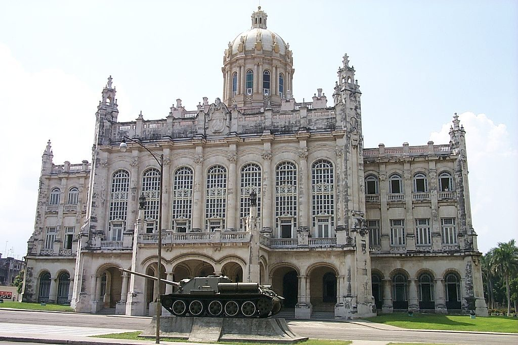Museo de la Revolución y Memorial Granma 1