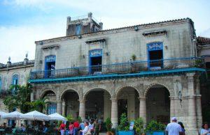 Palacio del Marqués de Aguas Claras