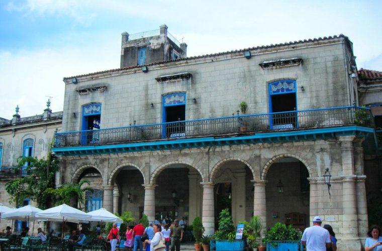 Palacio del Marqués de Aguas Claras 1