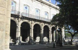 Palacio del Segundo Cabo