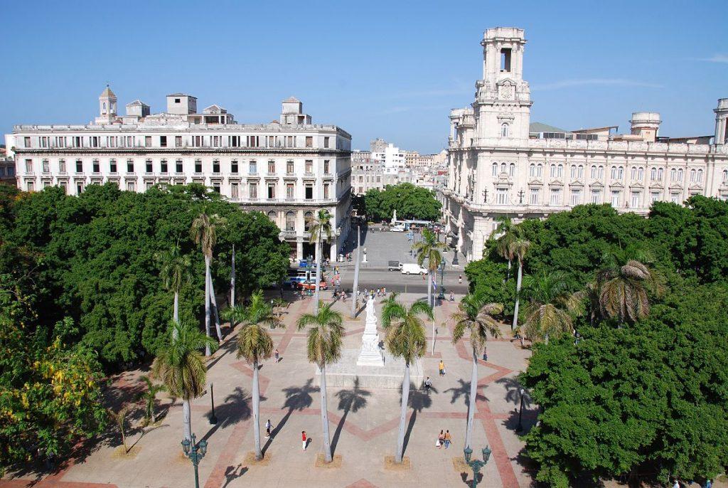 Parque Central de La Habana 1