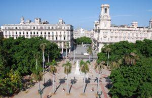 Parque Central de La Habana