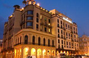 Parque Central, hotel 5 estrellas en La Habana