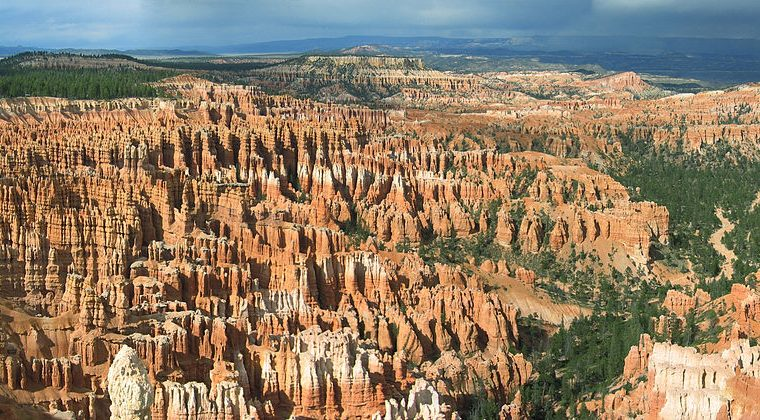 Parque Nacional Bryce Canyon 1
