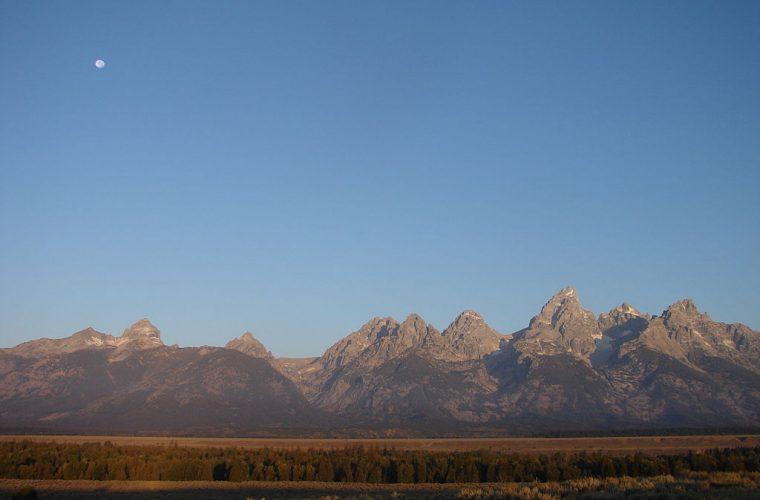 Parque Nacional de Grand Teton 1