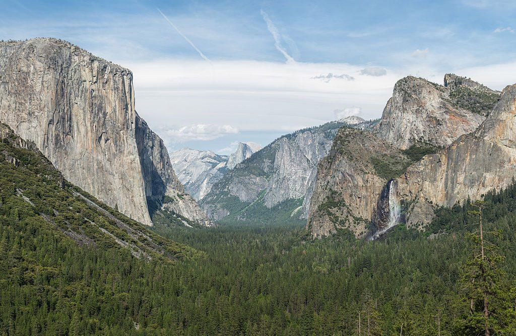 Parque Nacional de Yosemite 1