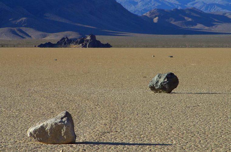 Parque Nacional del Valle de la Muerte 1