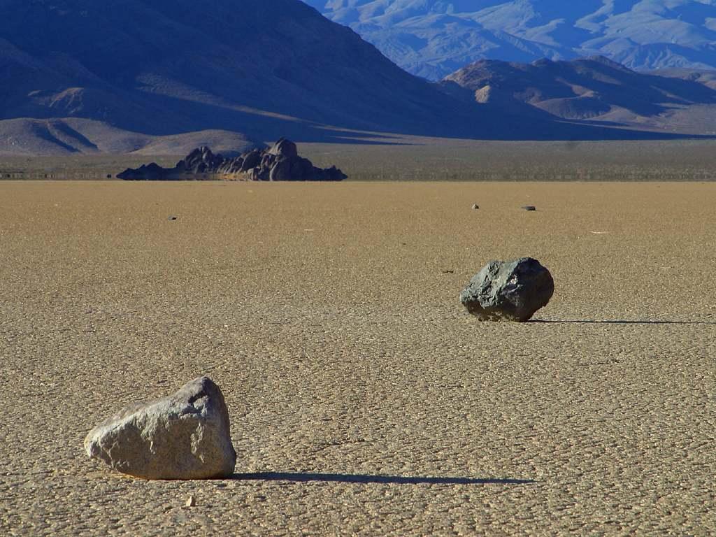 Parque Nacional del Valle de la Muerte
