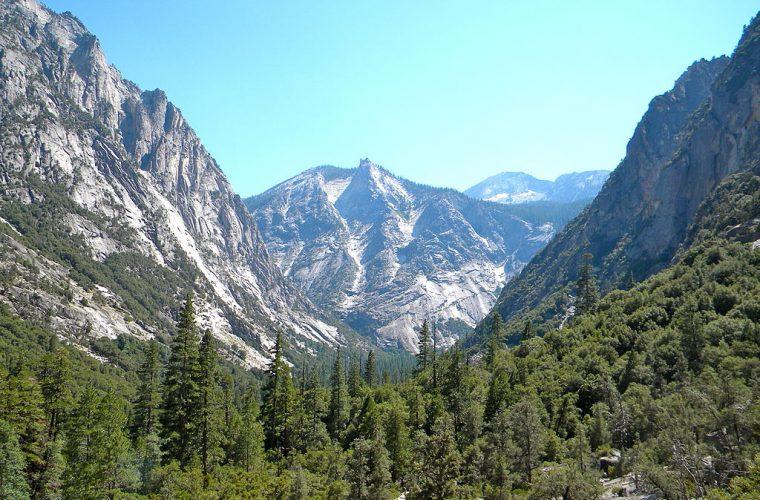 Parque Nacional King's Canyon y Parque Nacional de las Secuoyas 1
