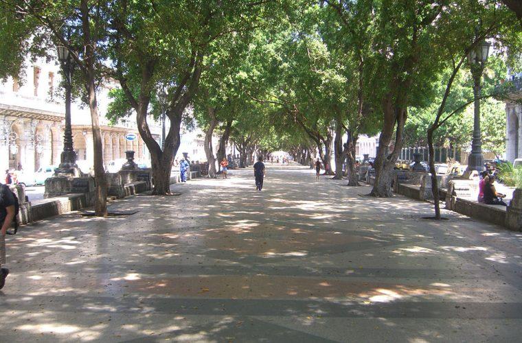 Paseo del Prado (La Habana) 1