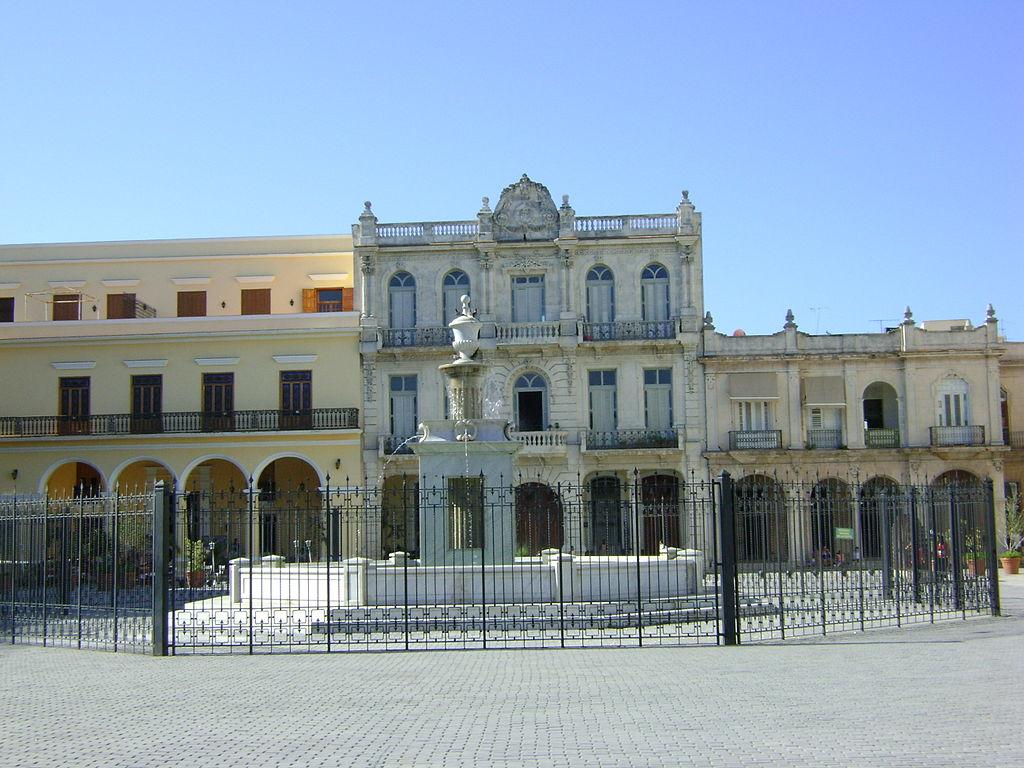 Plaza de Armas de la Habana Vieja