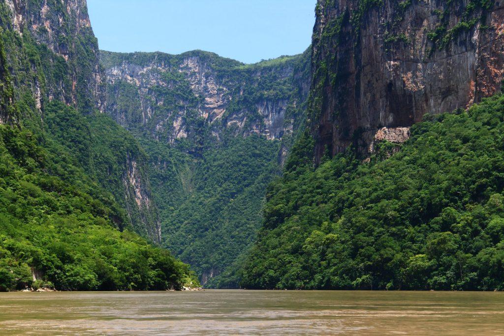 Practica el ecoturismo en el Cañón del Sumidero 1