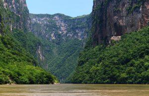 Practica el ecoturismo en el Cañón del Sumidero