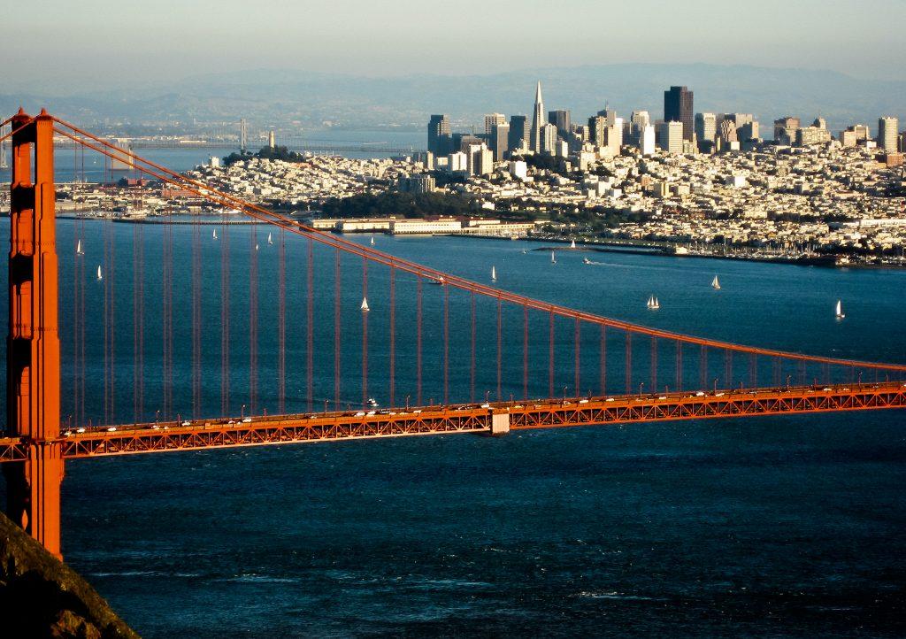 San Francisco, recomendado por los turistas 1