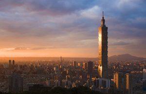Taipei 101: Taiwán 1