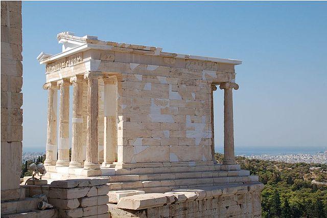Templo de Atenea Niké 1