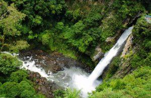 Texolo y sus espectaculares cascadas