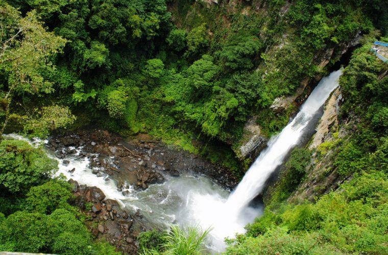 Texolo y sus espectaculares cascadas 1