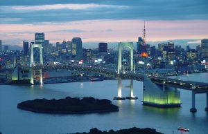 Tokio, lejano y exótico
