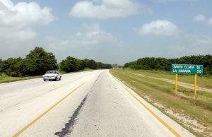 Transporte en Cuba: Carreteras