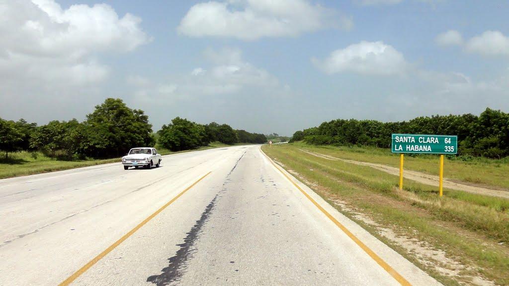 Transporte en Cuba: Carreteras 1