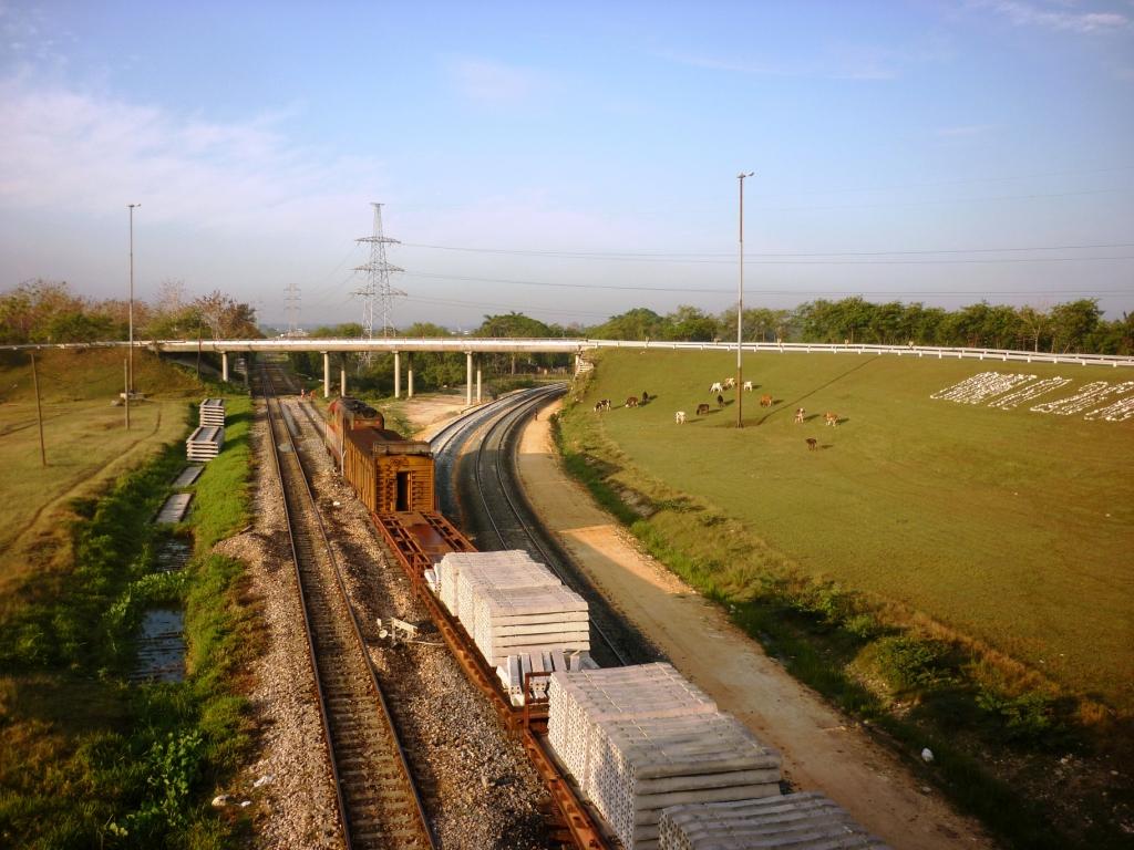 Transporte en Cuba: Ferrocarriles