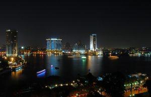 Vida nocturna en El Cairo