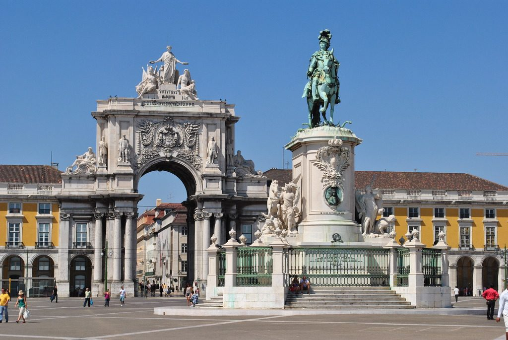 Plaza del Comercio (Lisboa) 1